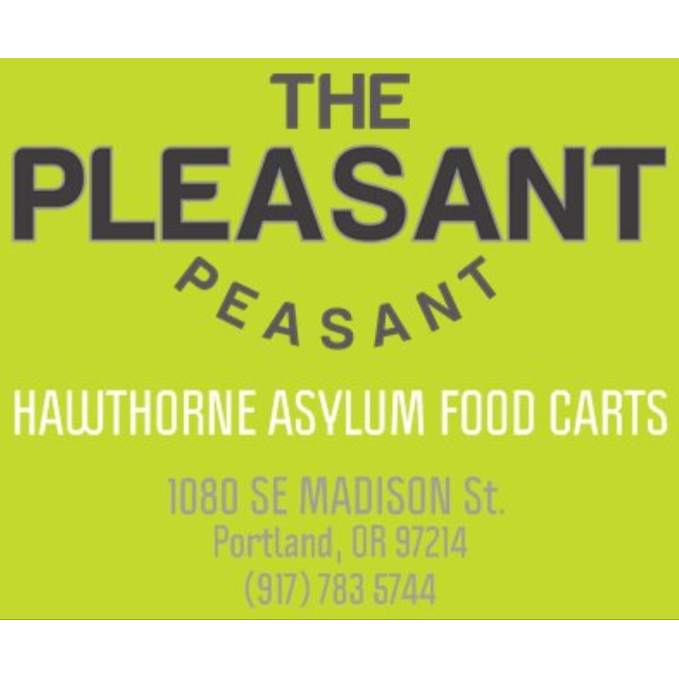 The Pleasant Peasant logo