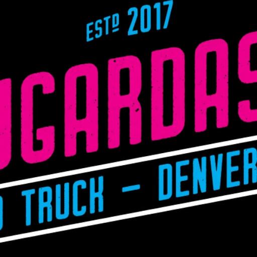Sugar Dash Food Truck logo