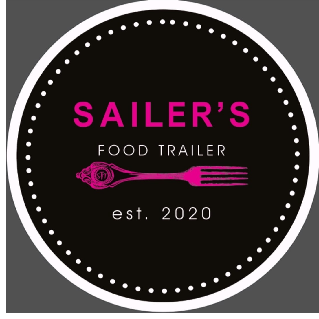 Sailor's Food Trailer logo