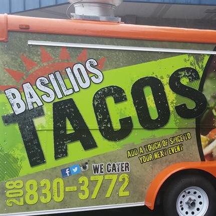Basilios Tacos logo