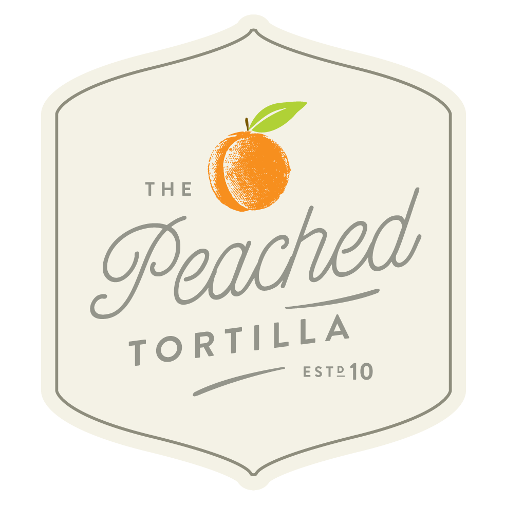 The Peached Tortilla logo