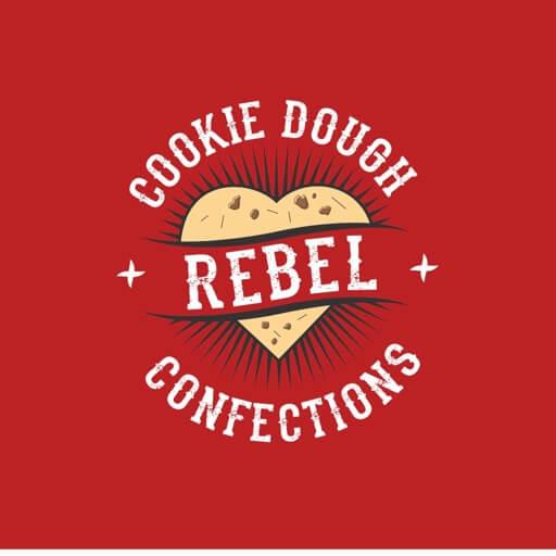 Rebel Cookie Dough logo