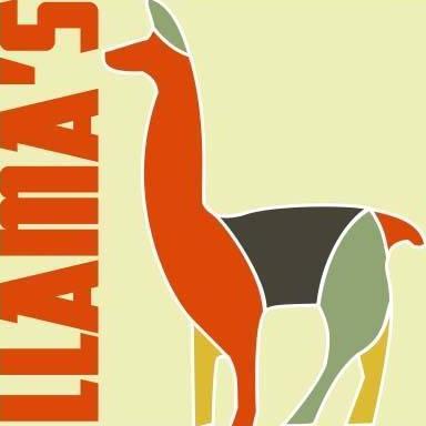 Llama's Food Trailer logo