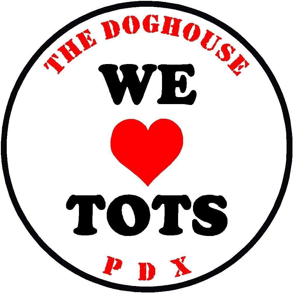 The Dog House PDX logo