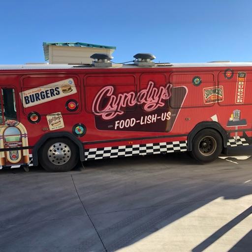 Cyndy's Food-Lish-Us logo