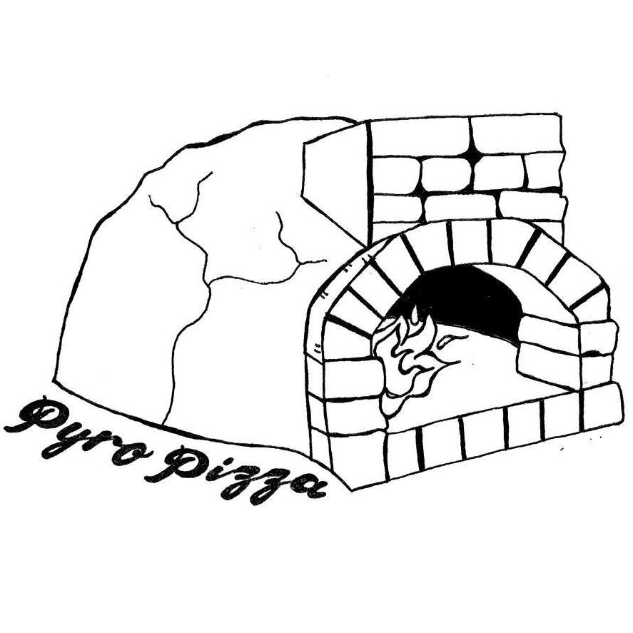 Pyro Pizza logo