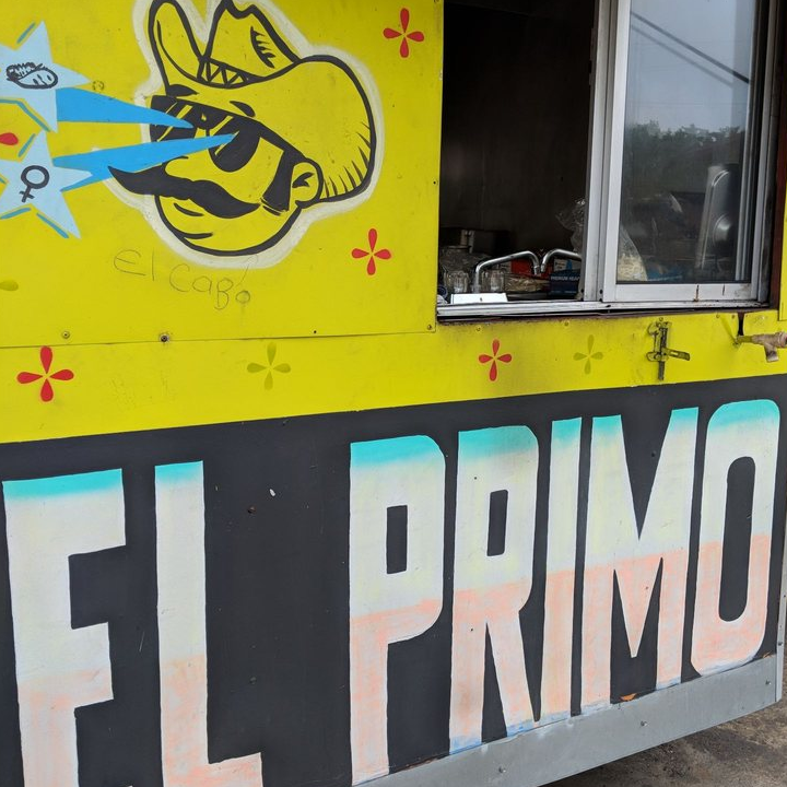 El Primo Taco Trailer logo