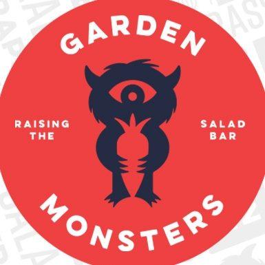 Garden Monsters logo