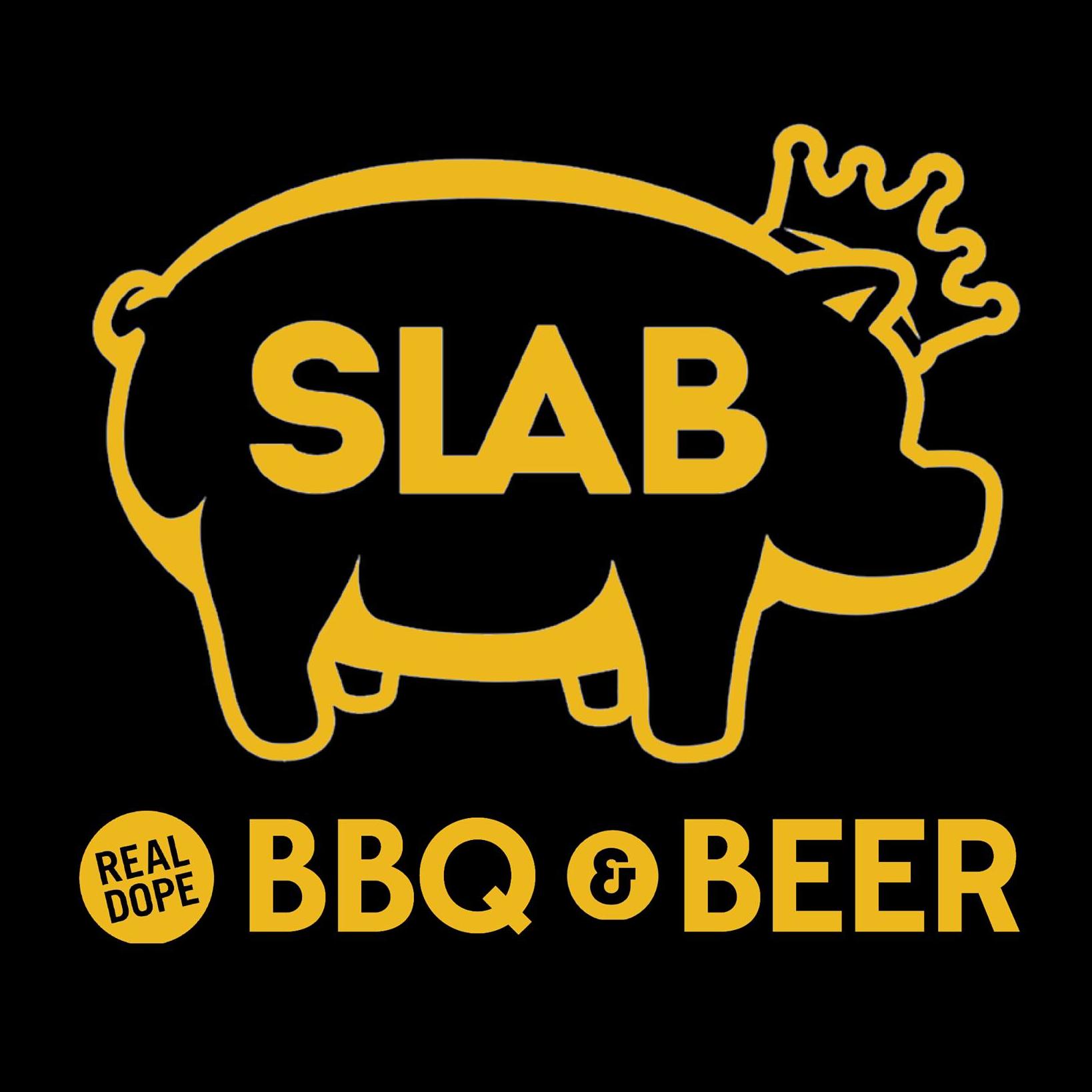 SLAB BBQ & Beer logo