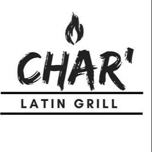 CHAR' Latin Grill logo