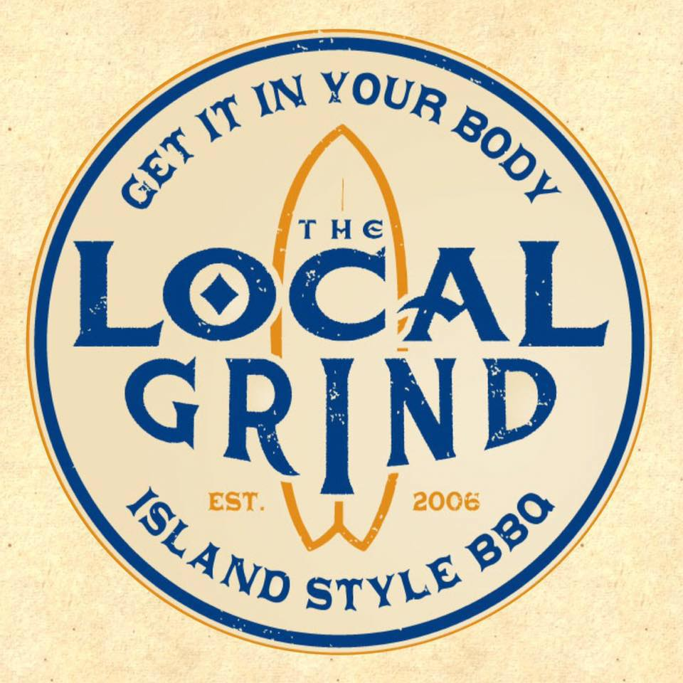 The Local Grind logo