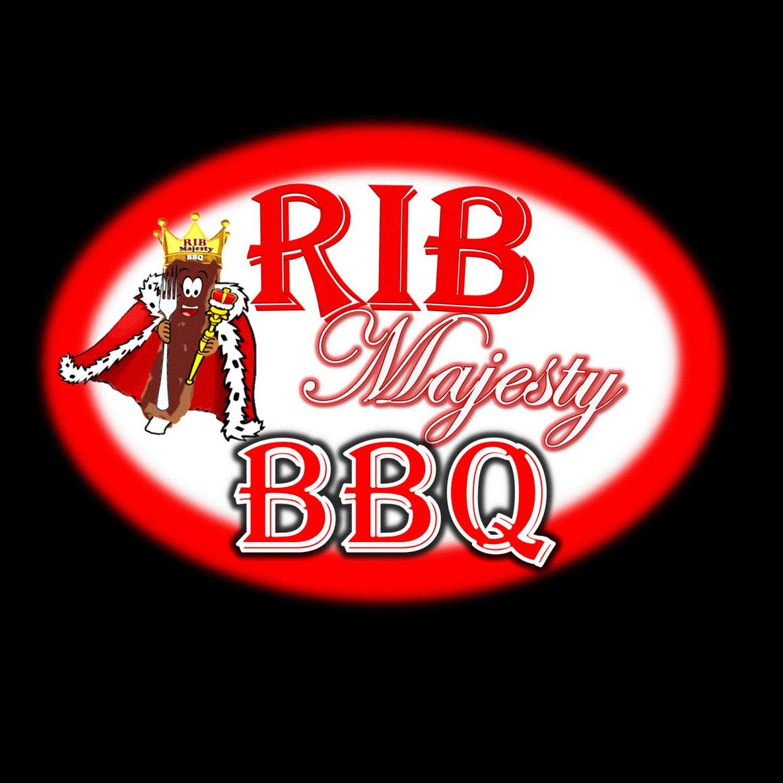 Rib Majesty BBQ logo