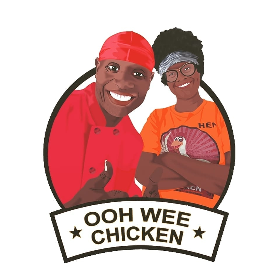 Ooh Wee Chicken logo
