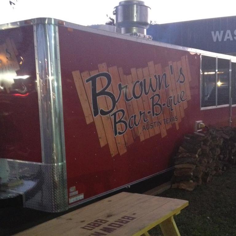 Brown's Bar-B-Que logo