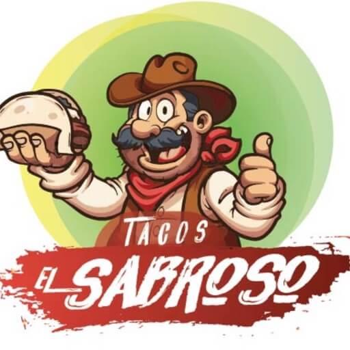 Tacos el Sabroso logo