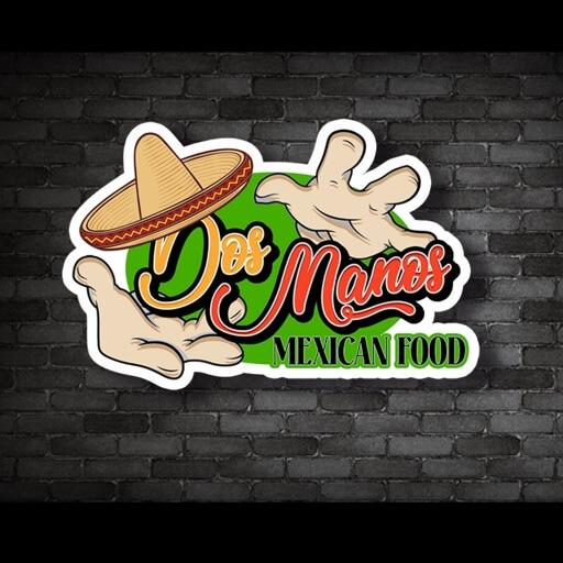 Dos Manos Fine Mexican Food logo