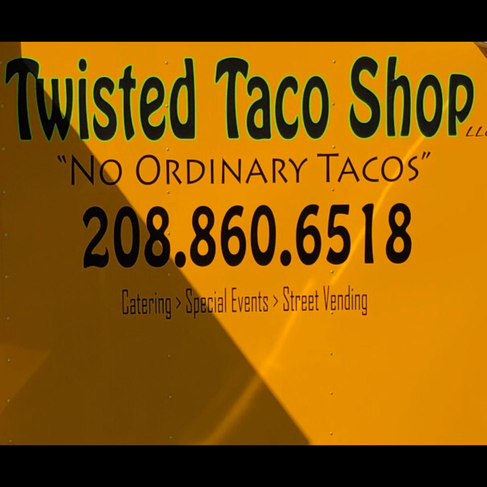 Twisted Taco Shop logo