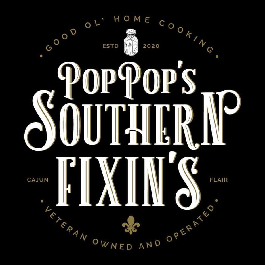 Pop Pop's Southern Fixin's logo