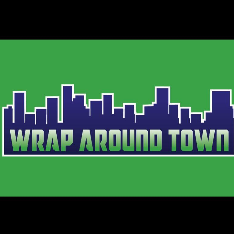 Wrap Around Town logo