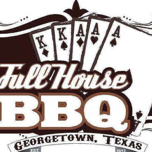 FullHouse BBQ logo