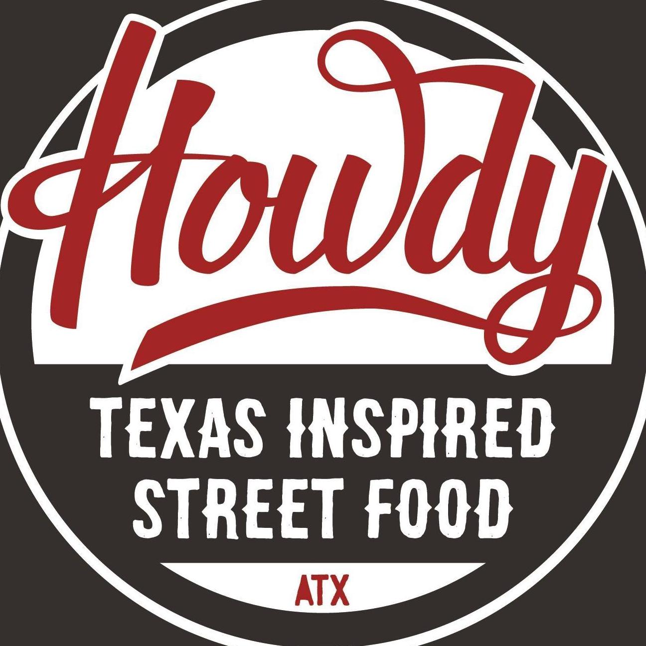 Howdy Food Truck ATX logo