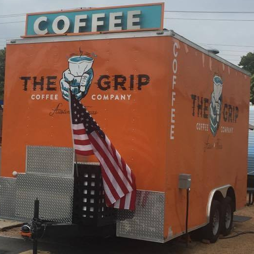 The Grip Coffee Co logo