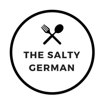 The Salty German logo