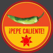 Pepe Caliente Mobile Food Cart logo