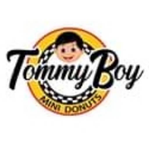 Tommy Boy Mini Donuts logo