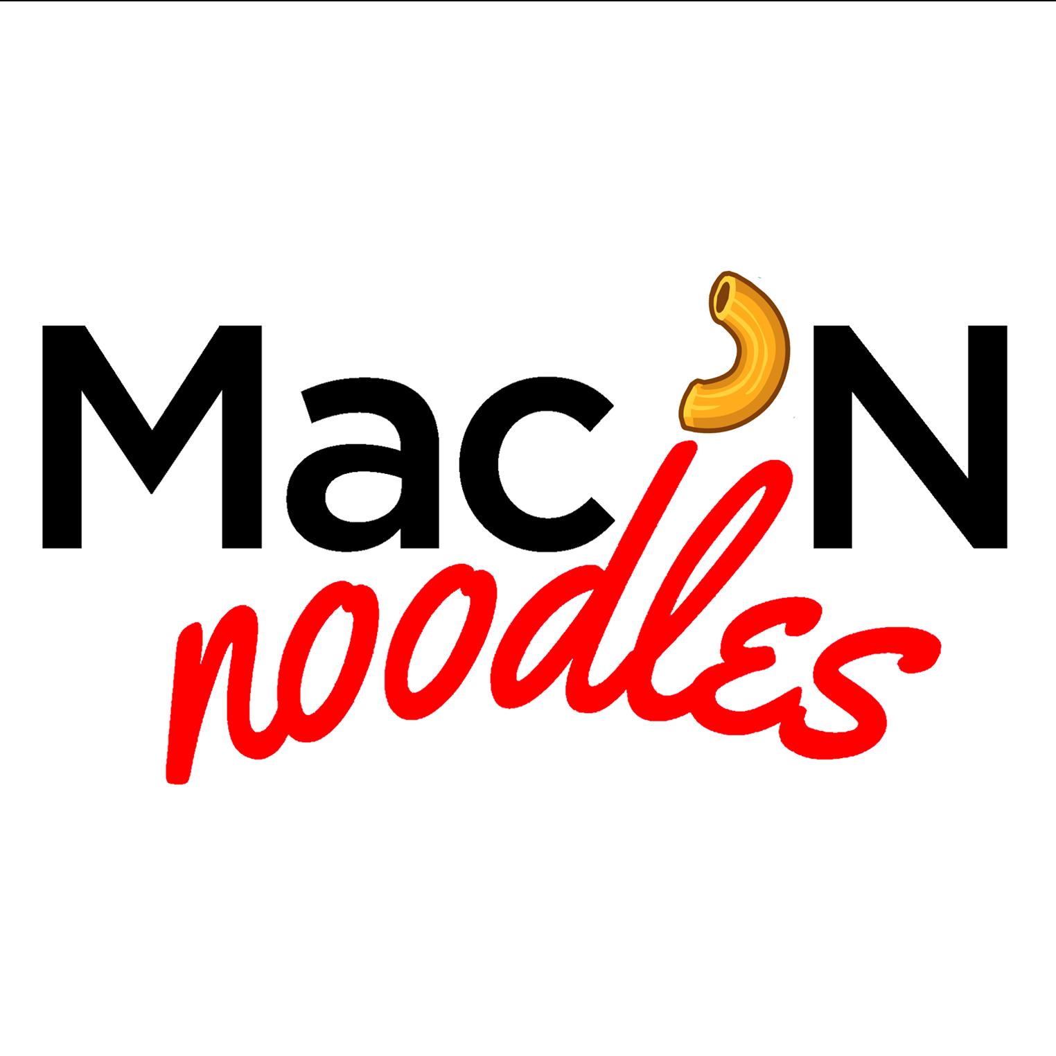 Mac 'N Noodles logo