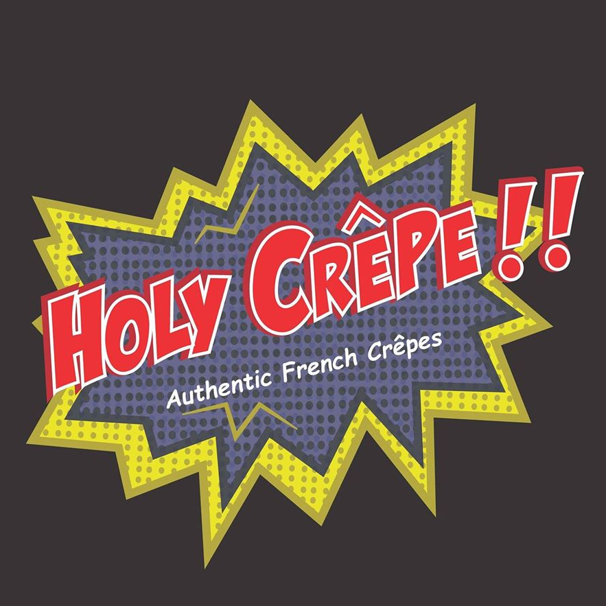 Holy Crepes logo