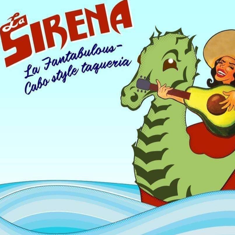 Las Sirena logo