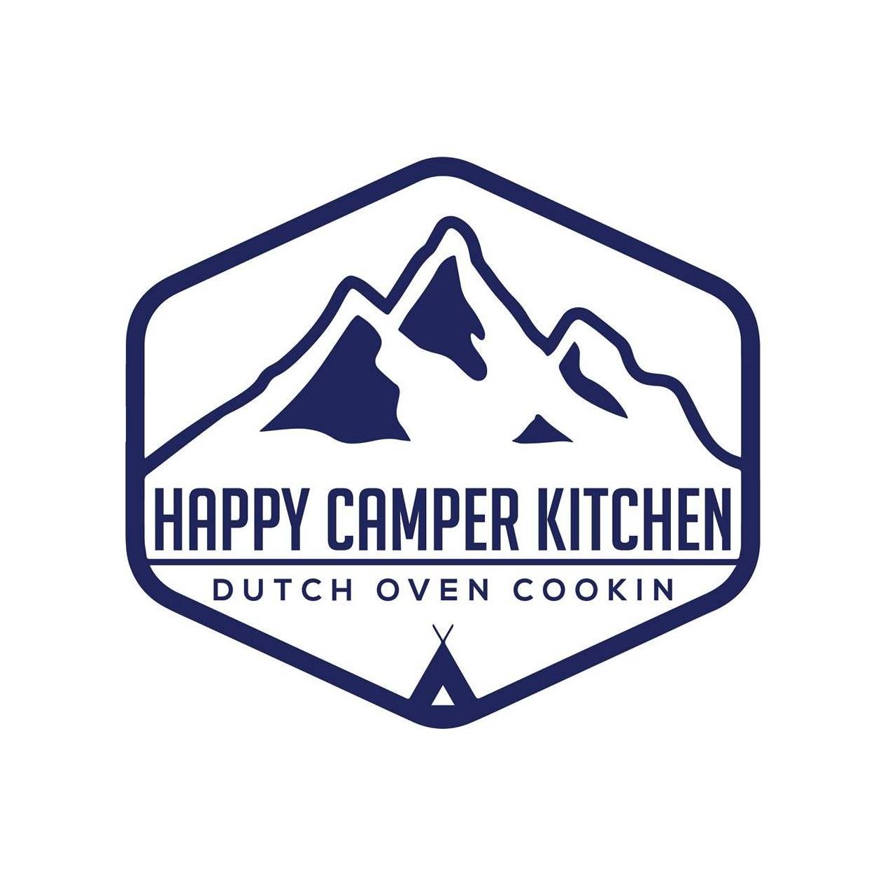 Happy Camper Kitchen logo