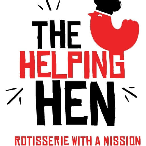 The Helping Hen logo