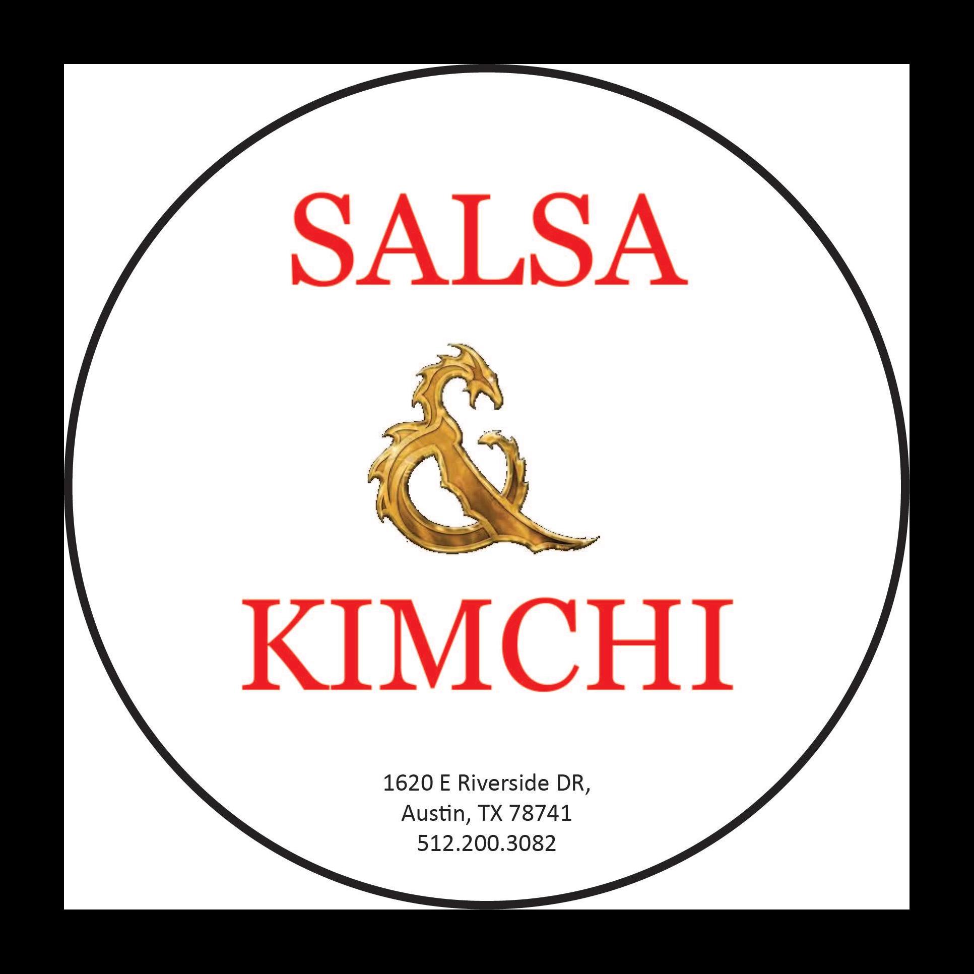 Salsa and Kimchi logo