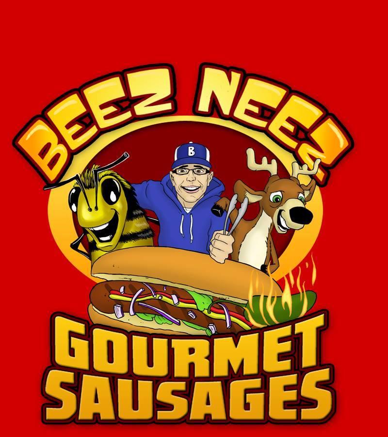 Beez Neez Gourmet Sauages logo