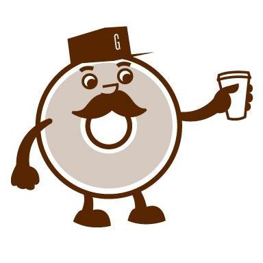 Gourdough's logo