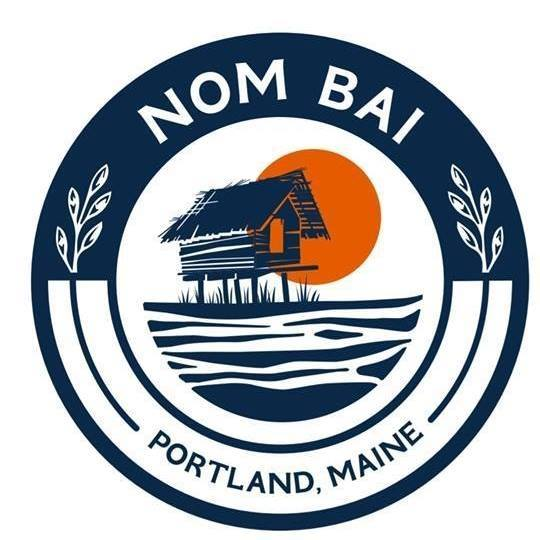 NOM BAI Street Kitchen logo