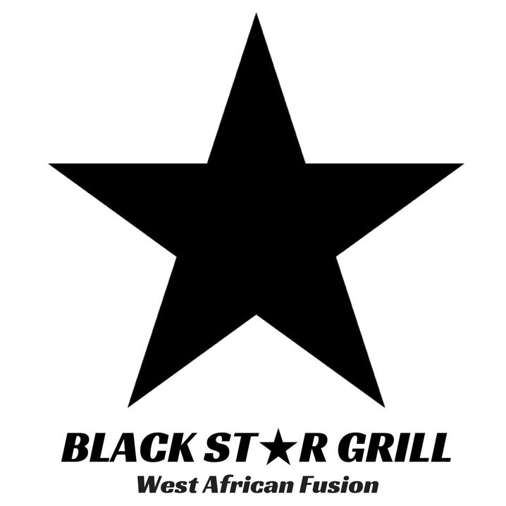 Black Star Grill logo