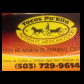 Tacos Pa Ella logo