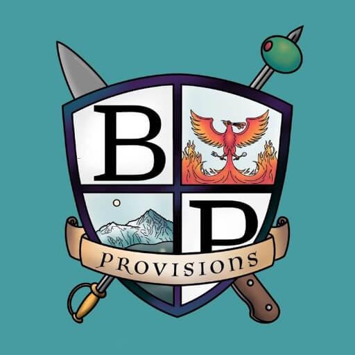 Barrett And Pratt Provisions logo