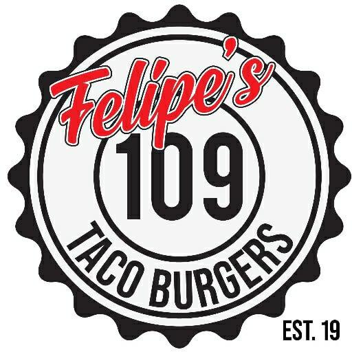 Felipe's 109 logo