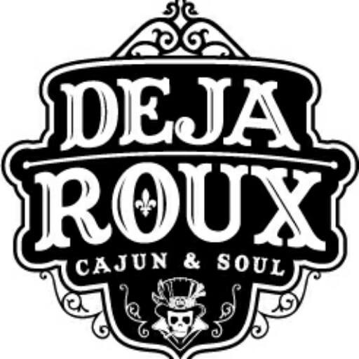 Deja Roux Cajun and Soul logo
