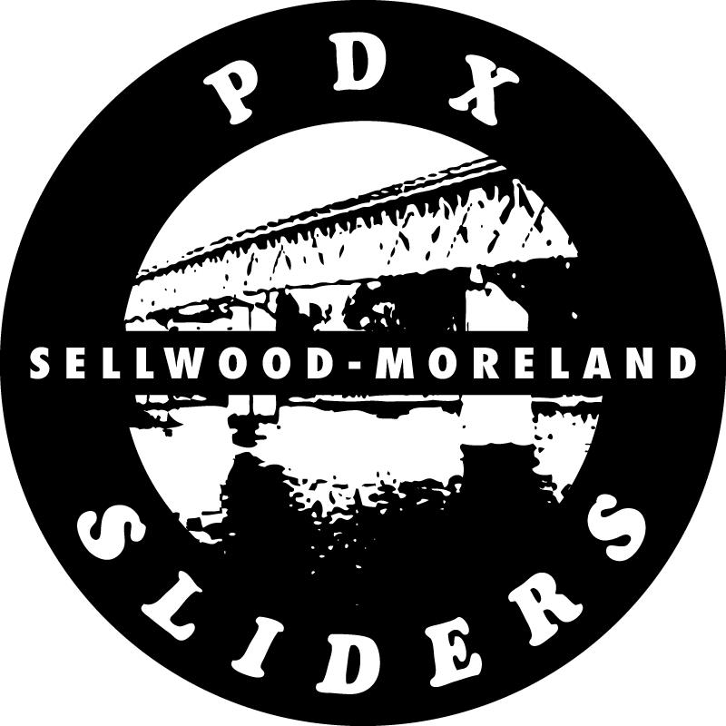PDX Sliders logo