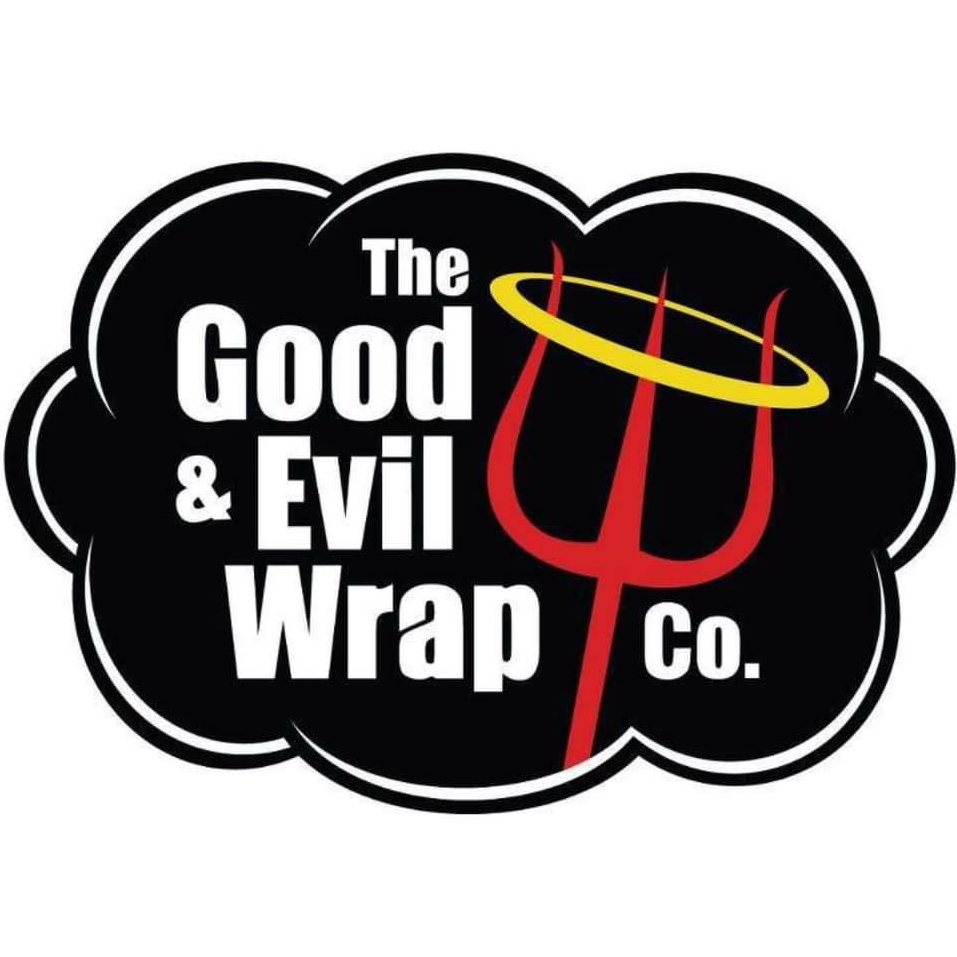 The Good And Evil Wrap Co. logo