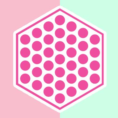 Puffle Waffle PDX logo