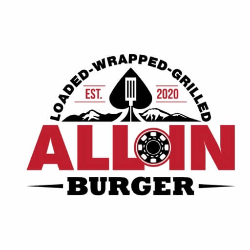 All In Burger logo