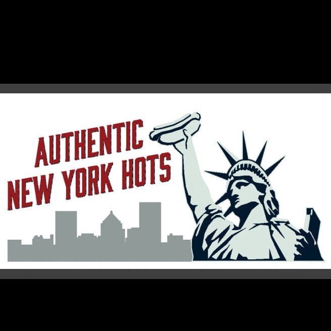 Authentic New York Hots logo