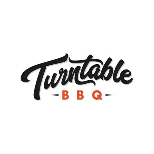 Turntable BBQ logo