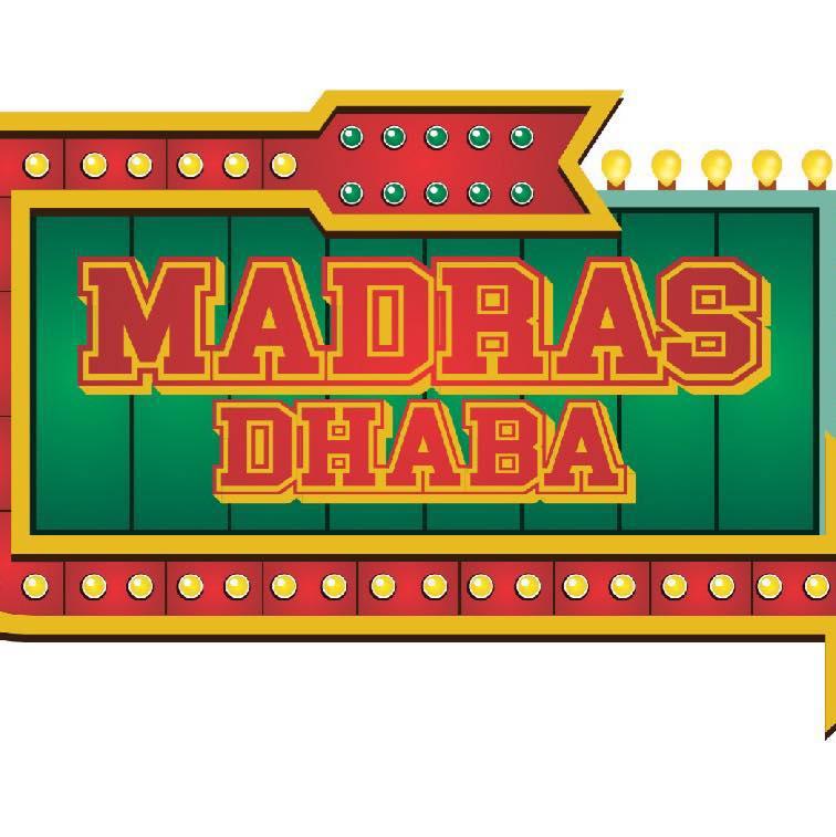 Madras Dhaba logo